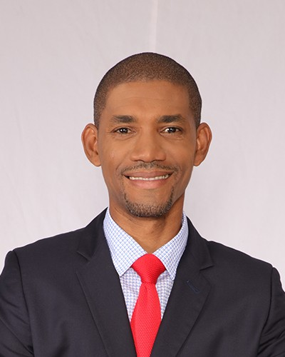 Mr. Shauneil James